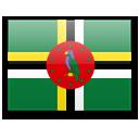 Dominique (Ile de la) tarif Sosh Mobile mobile appel international etranger sms mms