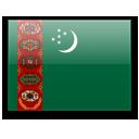 Turkménistan tarif Sosh Mobile mobile appel international etranger sms mms